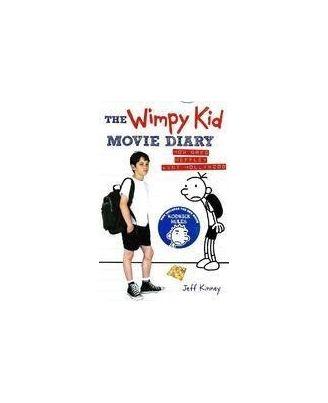 Wimpy kid movie diary reissue