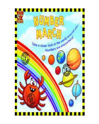 Number march