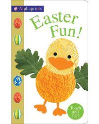 Alphaprints: Easter Fun!