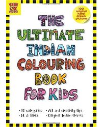 The ultimate indian colouring