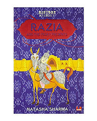 Razia And The Pesky Presents