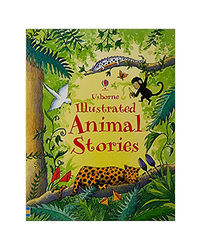 Usborne Illustrated Animal Stories