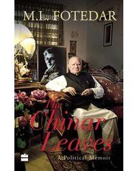 The Chinar Leaves: A Political Memoir