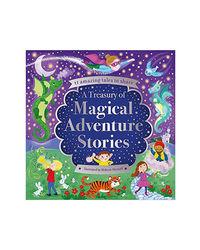 Treasury Of Magical Adventure Stories