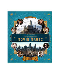 J. K. Rowling's Wizarding World: Movie Magic- Vol. 1- Extraordinary People And Fascinating Places