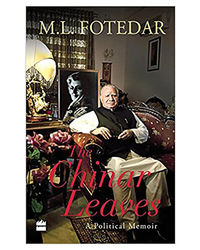 The Chinar Leaves: A Political Memoir