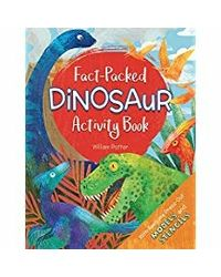 Fact- Packed Dinosaur Activity Book