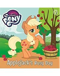 Applejack's Busy Day: Board Book