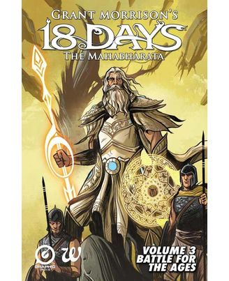 18 Days- The Mahabharata: Vol 3 Battle For The Ages