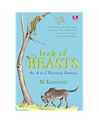 Book Of Beasts: An A To Z Rhyming Bestiary