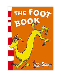 The Foot Book: Blue Back Book