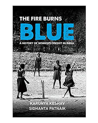 The Fire Burns Blue