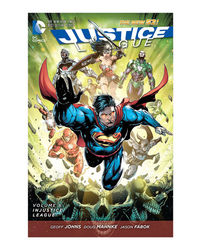 Justice League- Vol. 6: Injustice League