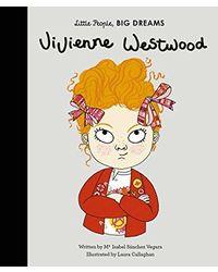 Little People, Big Dreams Vivienne Westwood