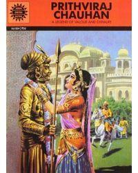 Prithviraj Chauhan (604)