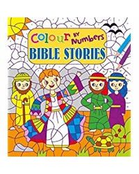 Colour by Numbers: Bible Stories