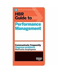 Hbr Guide To Performance Management