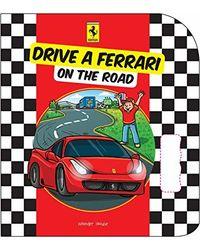 Drive ferrari on the road- pas