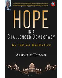 Hope in a Challenged Democracy: An Indian Narrative