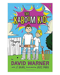 Kaboom Kid# 2 Playing Up