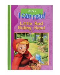 I can read little red riding