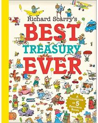 Richard Scarry' s Best Treasury Ever