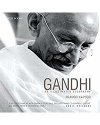 gandhi: an illustrated bi