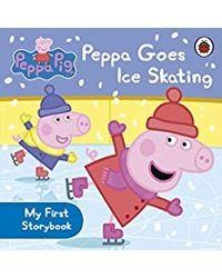 Peppa pig peppa goes ice skati