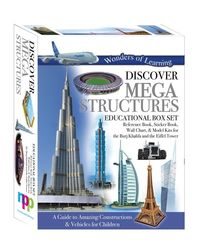 Discover Mega Structures- Educational Box Set (Wonder of Learning)