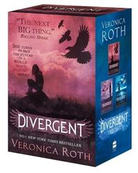 Divergent Series Boxed Set (Set of 3 Books)