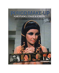 Period Make- Up For Studio, Stage And Screen