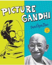 Picture gandhi english