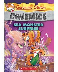 Geronimo Stilton Cavemice# 11: Sea Monster Surprise