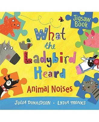 What the Ladybird Heard Jigsaw Book