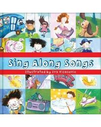 Square Paperback Book- Sing Along Songs