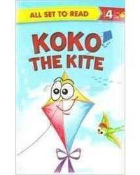 All set to read koko the kite