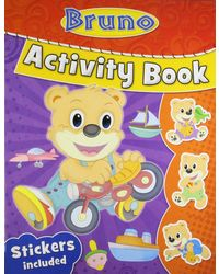Bruno Activity Books