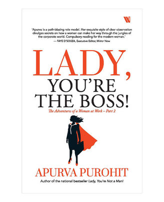 Lady, You Re The Boss