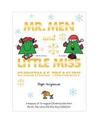 Mr Men And Little Miss Christmas Story Treasury