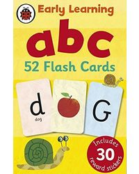 Early Learning abc 52 Flashcards