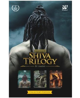 Shiva Trilogy Collector' S Edition (Includes Exclusive Free Shiva Trilogy DVD)