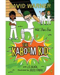 Hit for Six: Kaboom Kid# 4