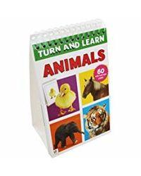 Hb: turn & learn: animals