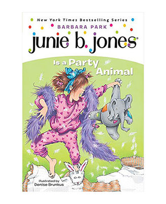 Junie B. Jones# 10 Is A Party Animal