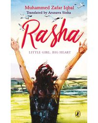 Rasha: Little Girl, Big Heart