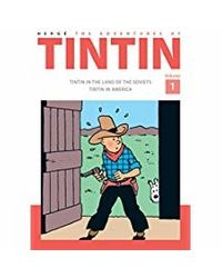 Adventures of tintin: vol 1 hb