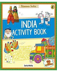 Discover india: india activity