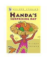 Handa's Surprising Day (Walker Stories)