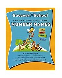 Language & Literacy Development Number Names (Parragon_ WorkBooks)