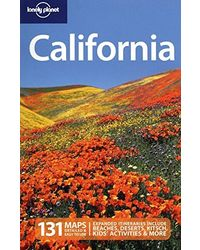 California (Lonely Planet Country & Regional Guides) 1 April 2009